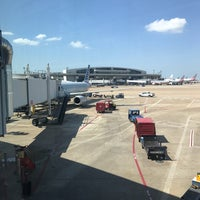 Photo taken at Gate C8 by Charles S. on 6/29/2017