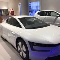 Photo taken at Volkswagen Catalunya Motor by Charles S. on 12/30/2016