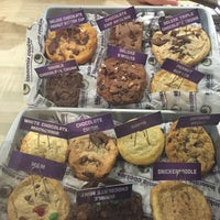 Photo taken at Insomnia Cookies by Charles S. on 7/30/2015