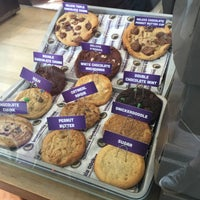 Photo taken at Insomnia Cookies by Charles S. on 6/19/2016