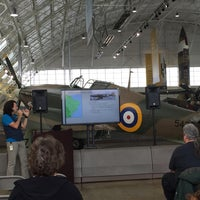 Photo taken at Flying Heritage Collection by Fabiana S. on 6/18/2016