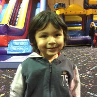 Photo taken at Pump It Up by Fabiana S. on 12/1/2016