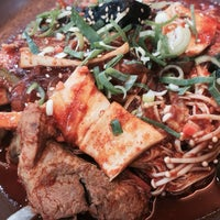 Photo taken at 찜통 by Evelyn S. on 5/20/2014