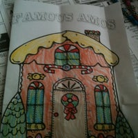 Photo taken at Famous Amos by Ami T. on 12/23/2012