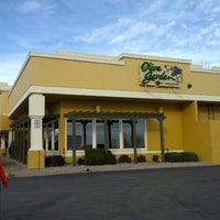 Photo taken at Olive Garden by Phillip S. on 12/29/2012