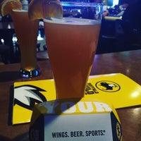 Photo taken at Buffalo Wild Wings by Sara V. on 8/13/2016