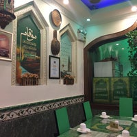 Photo taken at Crescent Moon Uygur Restaurant by Xiaoxi S. on 2/28/2017