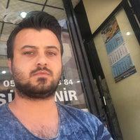 Photo taken at Tarz Erkek Kuaförü by Beytullah E. on 5/9/2016