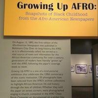 Photo taken at Reginald F Lewis Museum by Bern U. on 2/15/2013
