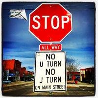 Photo taken at Stevensville, MT by Cereal M. on 2/22/2015