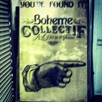 Photo taken at Boheme Collectif by Eli C. on 7/9/2013