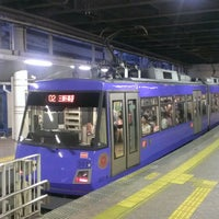 Photo taken at Keio Shimo-takaido Station (KO07) by guinnessbook on 9/7/2013