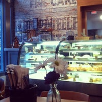 Photo taken at The Cafe at Cakes & Ale by Soyul Bia K. on 2/7/2013