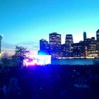 Foto tomada en Celebrate Brooklyn - Pier 1 por Marco V. el 5/15/2015