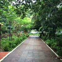 Photo taken at Joggers Park by Ishita S. on 7/22/2014