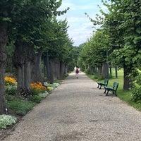 Photo taken at Berggarten by Dita V. on 7/29/2018