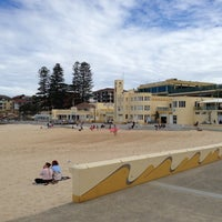 Photo taken at South Cronulla Beach by Michael Q. on 11/19/2012