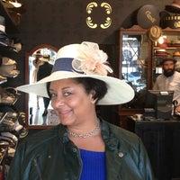 Photo taken at Goorin Bros. Hat Shop - Larimer Square by Danielle L. on 5/2/2013