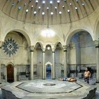 Photo taken at Ottoman Turkish Bath by thepretenda on 1/16/2013