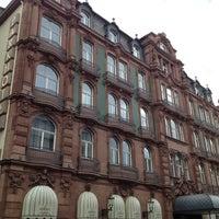 Das Foto wurde bei Le Méridien Parkhotel Frankfurt von Mirek N. am 9/29/2012 aufgenommen