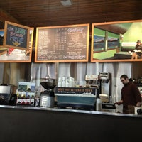 Photo taken at Uptown Espresso by Mirek N. on 3/9/2013
