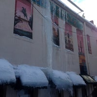 Photo taken at Cafe St. Petersburg by Takuo U. on 2/15/2014