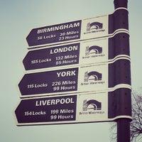 Photo taken at Stratford-upon-Avon by RongLive on 12/31/2013