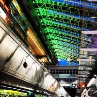 Photo taken at Osaka Station by haseppi on 5/27/2013