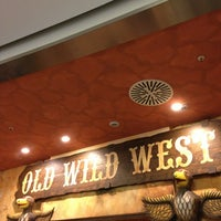 Photo taken at Old Wild West by Antonio P. on 12/27/2012
