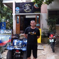 Photo taken at Dive-central Jolly Rojer by Alexey K. on 4/30/2013