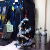 Photo taken at Dive-central Jolly Rojer by Alexey K. on 12/23/2012