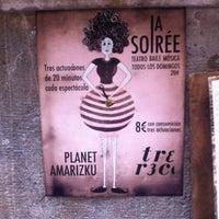 Foto tomada en La soirée - trece por Carmen C. el 4/20/2014