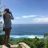 Photo taken at Bali Cliff Beach by Kirill B. on 1/13/2017