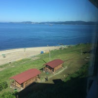 Photo taken at где то в море by dэээн on 6/19/2014