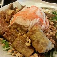 Photo taken at Saigon Cafe by Jason L. on 12/25/2014