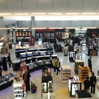 Photo taken at Doha International Airport (DOH) مطار الدوحة الدولي by Sergey M. on 1/22/2013