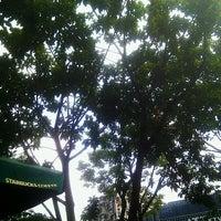 Photo taken at Starbucks (星巴克) by Cherrie P. on 10/14/2012