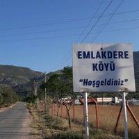 Photo taken at Emlakdere Köyü by Fatih E. on 7/10/2016