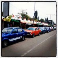 Снимок сделан в Alun Alun Pandeglang пользователем Ari P. 8/22/2015