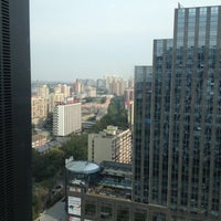 Photo taken at 拜耳中心 Bayer Centre by Susan H. on 11/5/2012