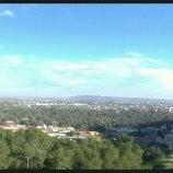 Photo taken at Palmeral histórico de Orihuela by Jesus H. on 12/7/2012