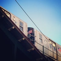Photo taken at MTA Subway - Astoria Blvd/Hoyt Ave (N/W) by Kevin G. on 8/6/2014