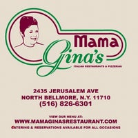 Photo taken at Mama Gina's Italian Restaurant & Pizzeria by Mama G. on 5/8/2015