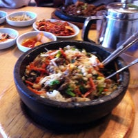 Photo taken at Convoy Tofu House by Craig L. on 10/20/2012