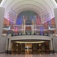 Photo taken at Ronald Reagan Building & International Trade Center by Elle on 5/6/2017