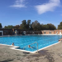 Photo prise au Brockwell Lido par Alex G. le9/15/2018