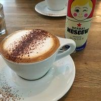 Photo taken at Kaffeplantagen by Patricia G. on 8/13/2016
