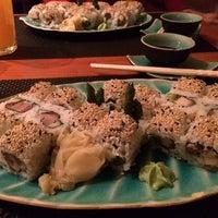 Das Foto wurde bei MyLy Wok & Sushi Bar von Marco W. am 2/1/2014 aufgenommen