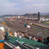 Photo taken at Twin Ring Motegi by Hiro M. on 10/13/2012