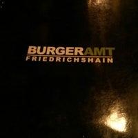 Foto tomada en Burgeramt por Chris el 2/8/2014